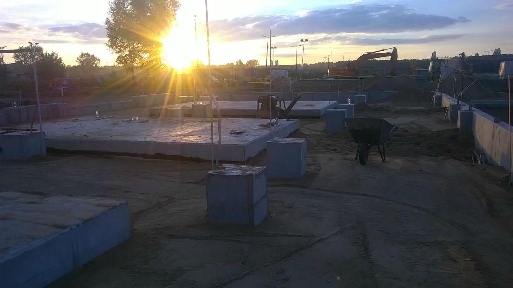 Blok Energetyczny-Toruń-100% prac żelbetowych