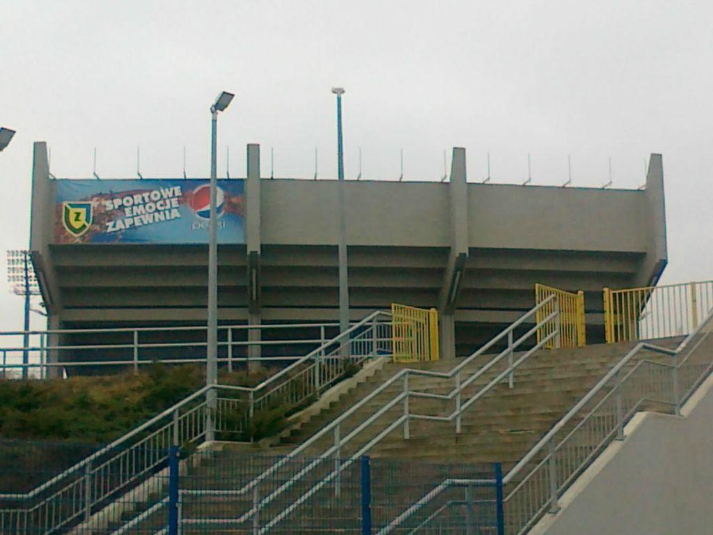 Zawisza Stadion Bydgoszcz