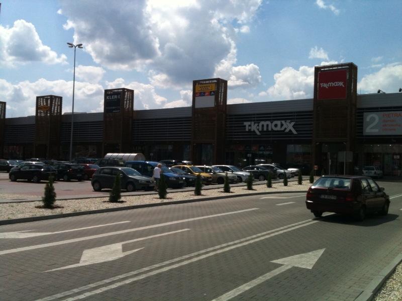 Centrum Sprzedaży Półhurtowej – Fabryczna Bydgoszcz